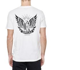 Thunder Road t-shirt med ficka