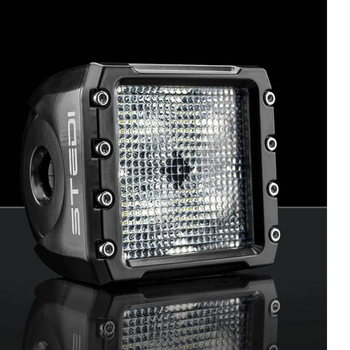 Arbetslampa/STEDI C-4 Black Edition LED/Diffuse
