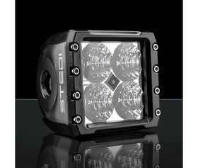 Arbetsbelysning/STEDI C-4 Black Edition LED /Flood