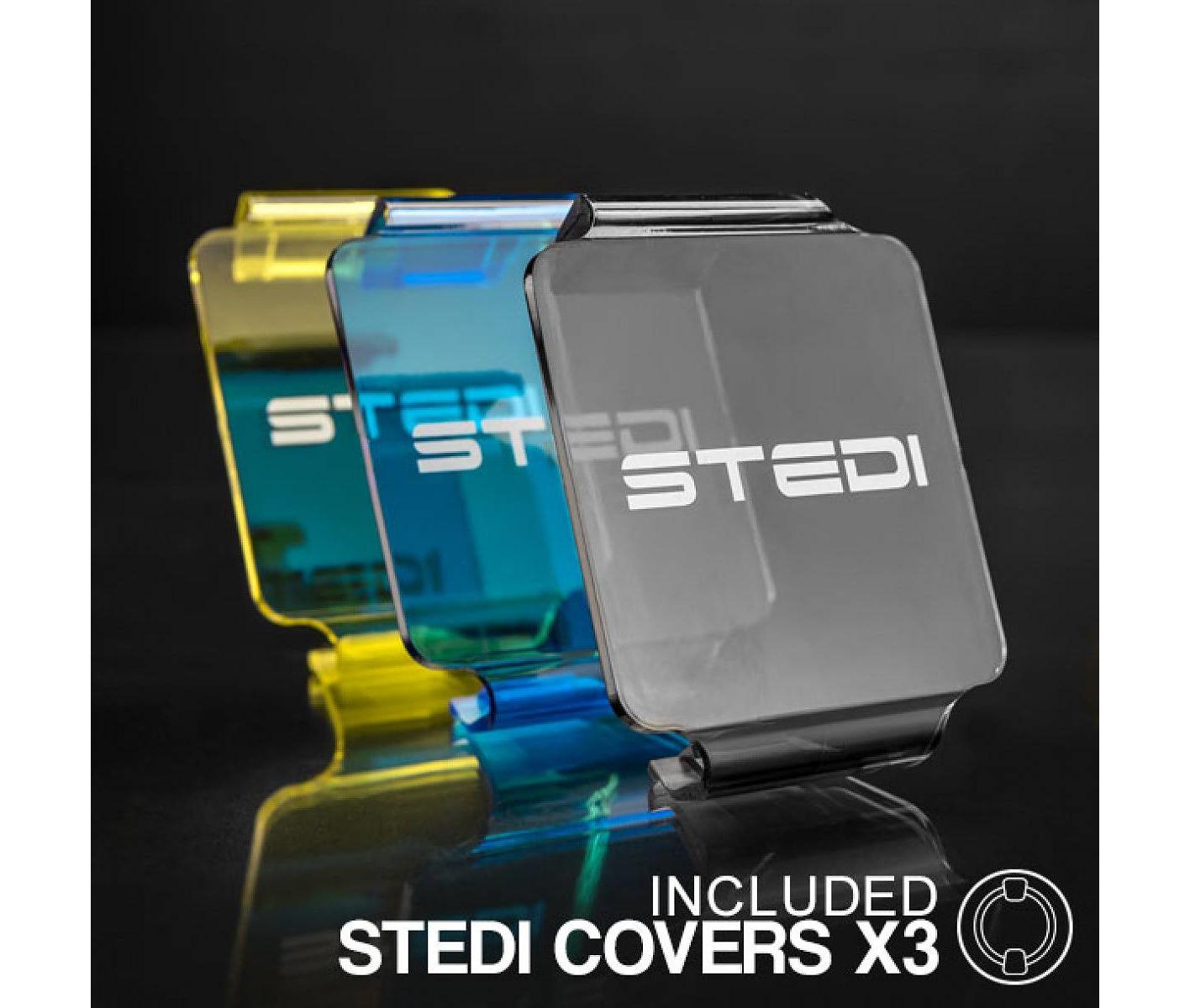 Arbetsbelysning/STEDI C-4 Black Edition LED /Flood