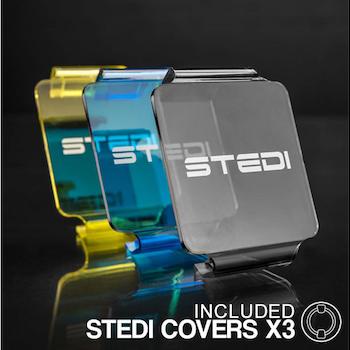 Arbetsbelysning/STEDI C-4 Black Edition LED /Spot