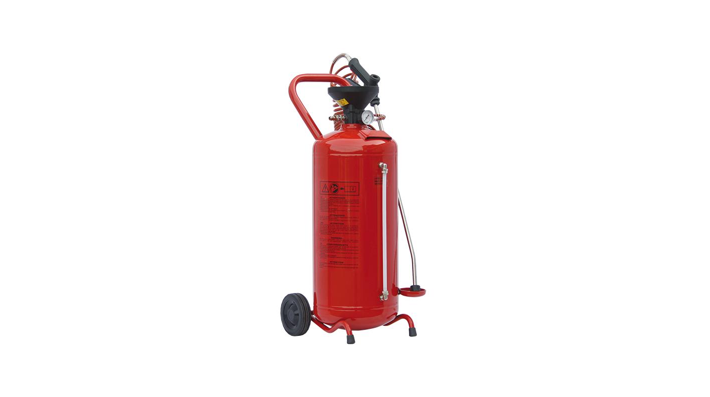 Koncentratspruta röd 24 liter