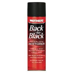 Back-to-Black® Trim och plaståterställande Aerosol