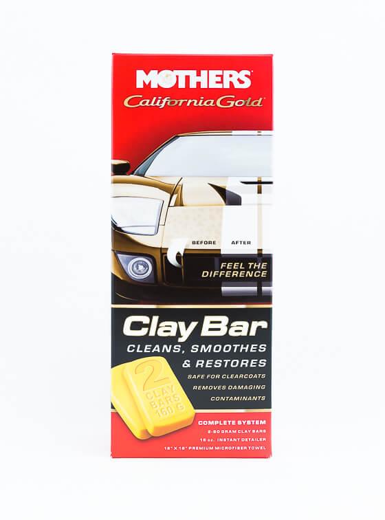 Mother´s Claybar