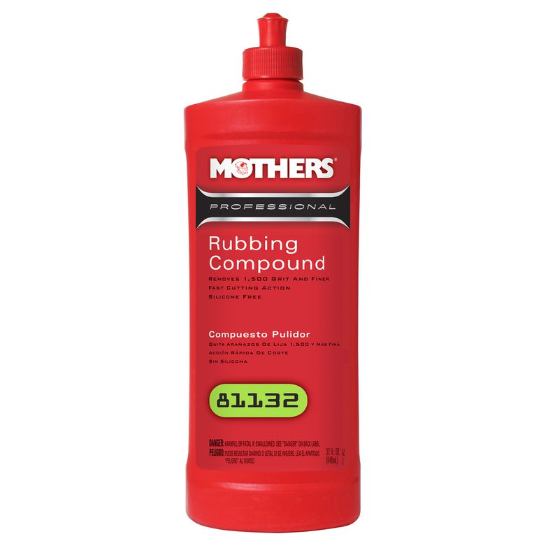 Mother´s rubbing compound