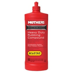 Mother´s Heavy Duty Rubbing