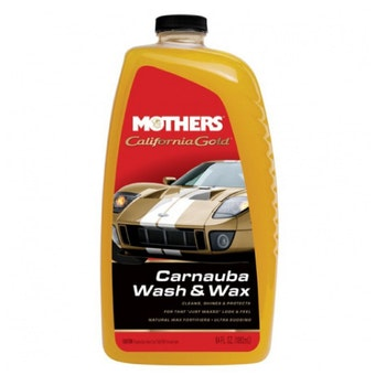 1,9L Mothers Wash & Wax Schampo