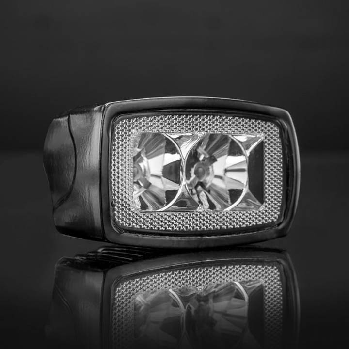 STEDI 10W Mini LED - bred ljusbild