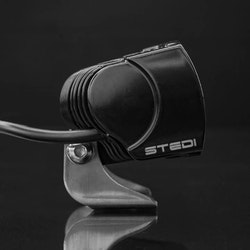 STEDI 20W Slim LED 2-pack - bred ljusbild