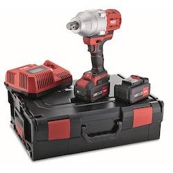 Flex Mutterdragare 18V 1060 Nm 5.0Ah x2 & lad
