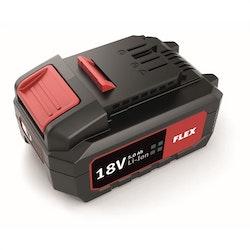 Flex - Batteri 18.0/5.0Ah