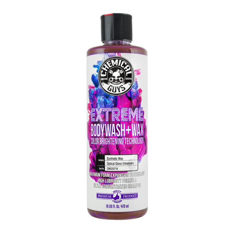 Chemical Guys - Extreme Body Wash And Wax