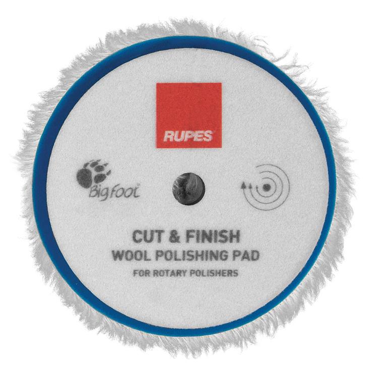 polertrissa - Cut & finish rotary wool