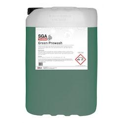 GREEN PREWASH 25L