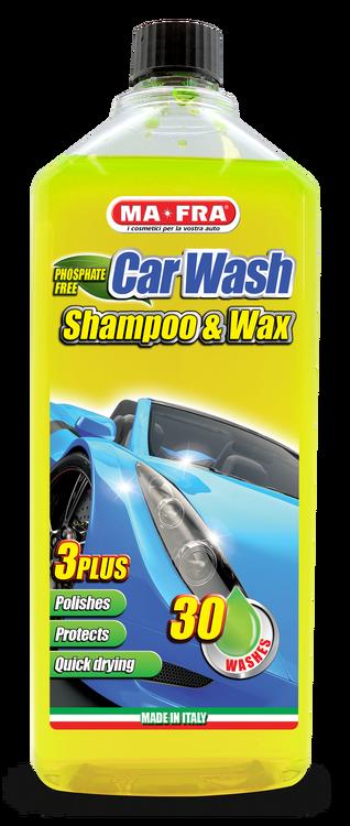 MAFRA CAR SCHAMPOO & WAX 1L
