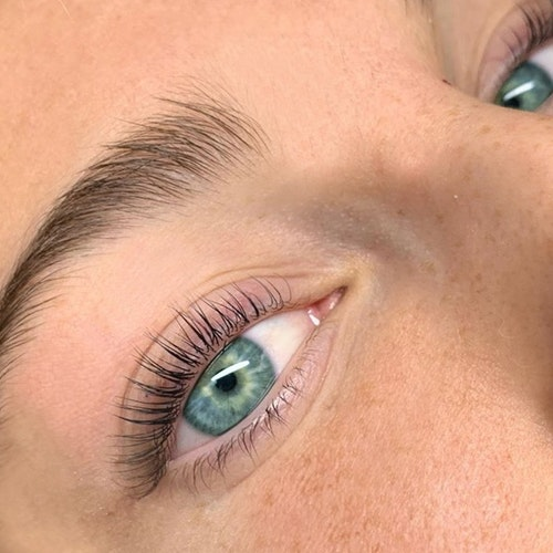 Lash Lift Utbildning på er salong