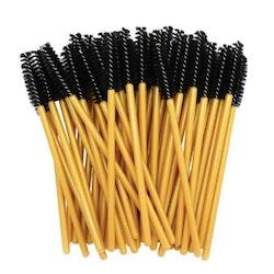 Golden Black Mascara brush