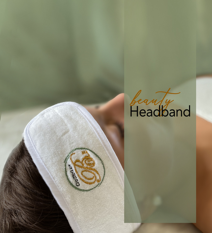Beauty Headband, 3 st