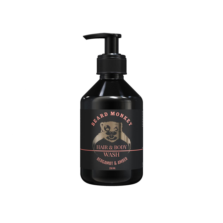Hair & body Bergamot & Amber 250 ml