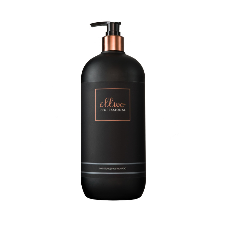 Ellwo Moisturizing Shampoo, 1000 ml