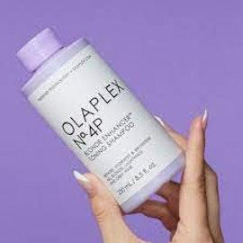 No.4P Blonde Enhancer Toning Shampoo