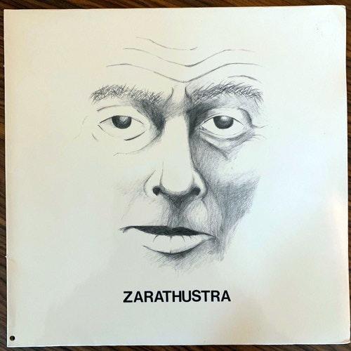 ZARATHUSTRA Zarathustra (Metronome - Germany original) (EX/VG+) LP