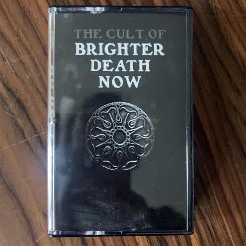 BRIGHTER DEATH NOW No Decency (Cloister - USA original) (NM) TAPE