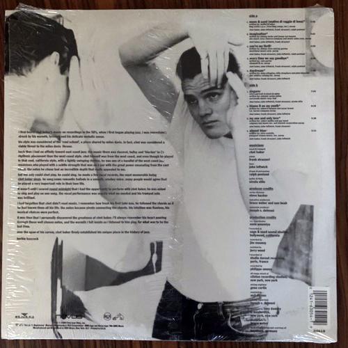 "CHET BAKER Chet Baker Sings And Plays From The Film ""Let's Get Lost"" (Novus - USA original) (EX/VG+) LP"