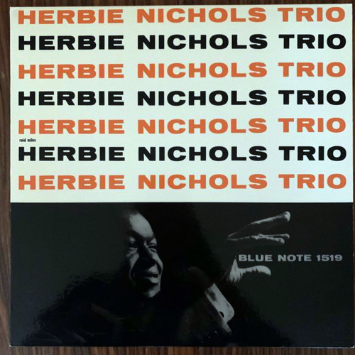 HERBIE NICHOLS TRIO Herbie Nichols Trio (Blue Note - Japan 90's reissue) (EX) LP