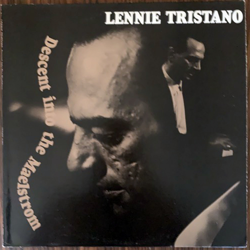 LENNIE TRISTANO Descent Into The Maelstrom (Inner City - USA original) (VG+) LP