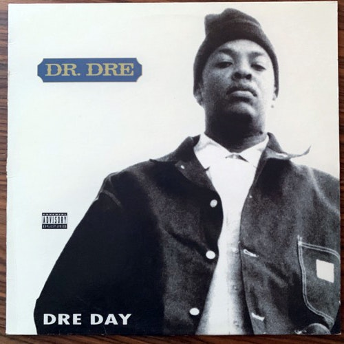 DR. DRE Dre Day (Interscope - USA 2004 reissue) (VG+/VG) 12""