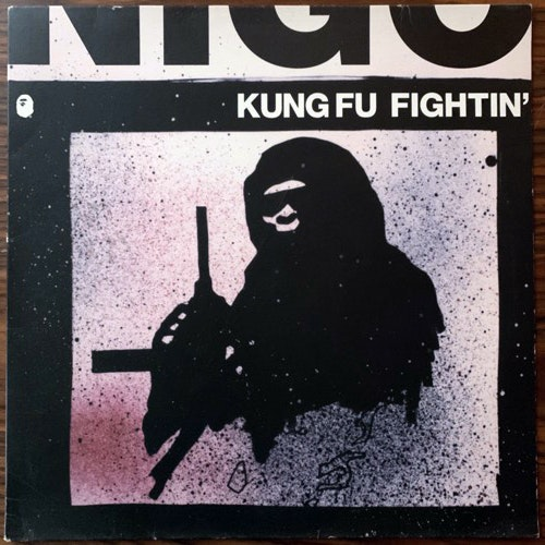 NIGO Kung Fu Fightin' (Mo Wax - UK original) (VG+) 12""