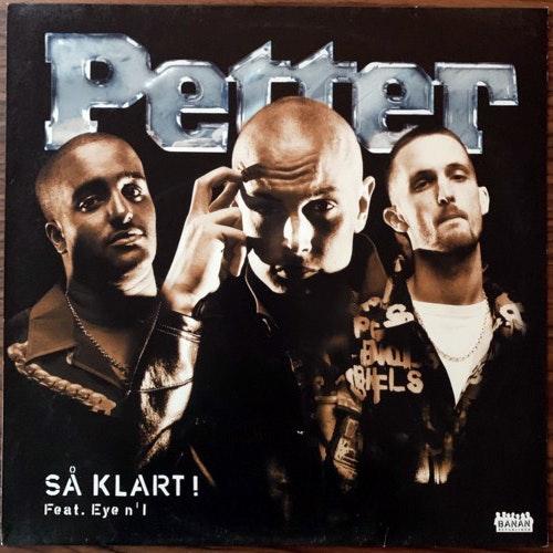 """PETTER Så Klart (BMG - Sweden original) (VG+) 12"""""""