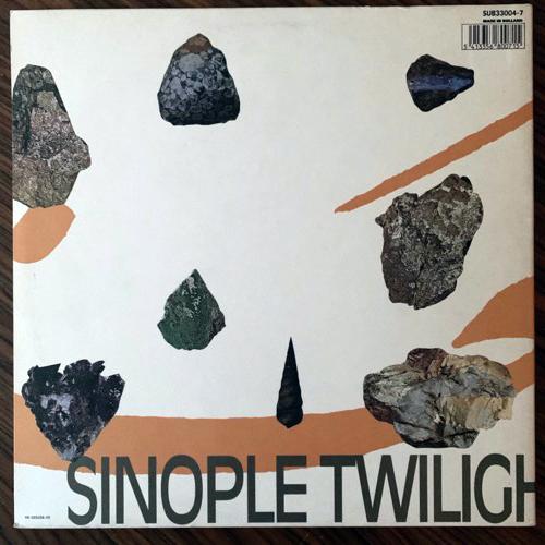 VARIOUS Myths 4 • Sinople Twilight In Çatal Hüyük (Sub Rosa - Belgium original) (VG+) LP