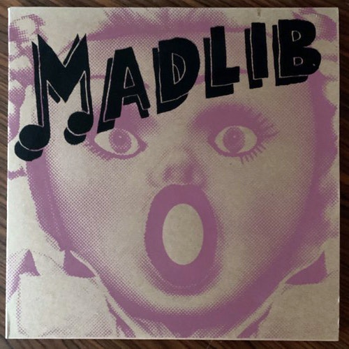 MADLIB Filthy Ass Remixes (Madlib Invazion - USA original) (EX/VG+) LP