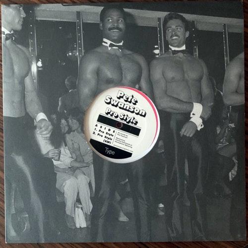 "PETE SWANSON Pro Style (Pink vinyl) (Type - USA original) (EX/NM) 12"""