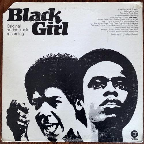 SOUNDTRACK Various – Black Girl (Fantasy - USA original) (VG) LP
