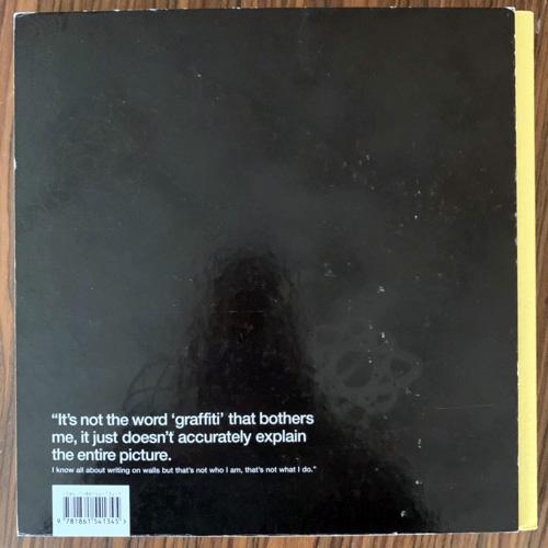 FUTURA 2000 Futura (Booth-Clibborn - UK 2001 reprint) (VG+/NM) BOOK