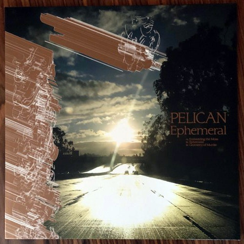 "PELICAN Ephemeral (Southern Lord - USA original) (EX) 12"" EP"