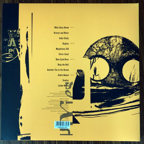 PIXIES Indie Cindy (Pixies Music - Europe original) (NM/EX) 2LP+7""