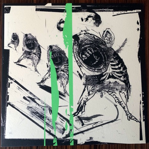 PIXIES EP3 (Self released - USA original) (NM/EX) 10""