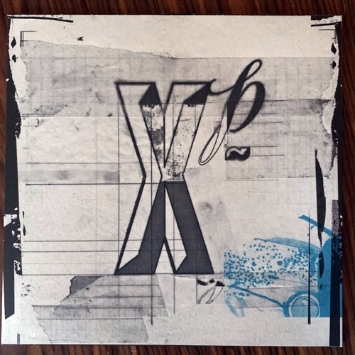 PIXIES EP2 (Self released - USA original) (VG+/EX) 10""