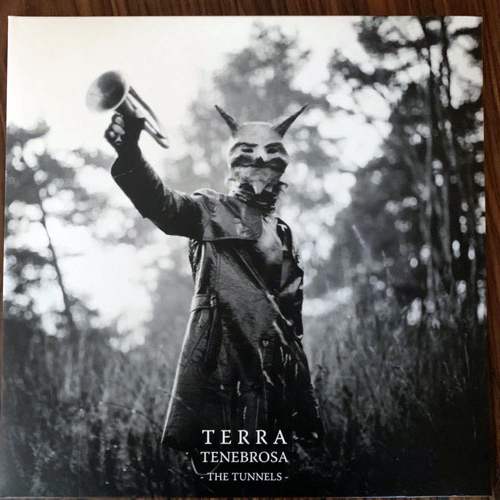TERRA TENEBROSA The Tunnels (Clear vinyl) (Trust No One - Europe original) (EX/NM) 2LP