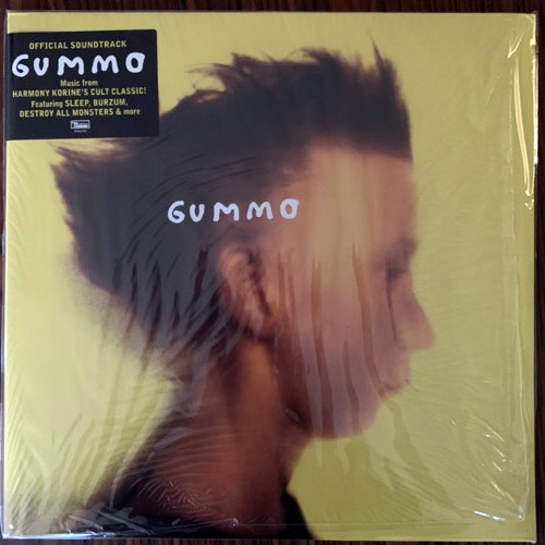 SOUNDTRACK Various ‎– Gummo (Domino - UK original) (EX/NM) 2LP