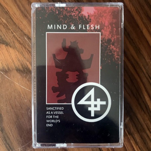 MIND & FLESH Sanctified As A Vessel For The World's End (Cloister - USA original) (NM) TAPE