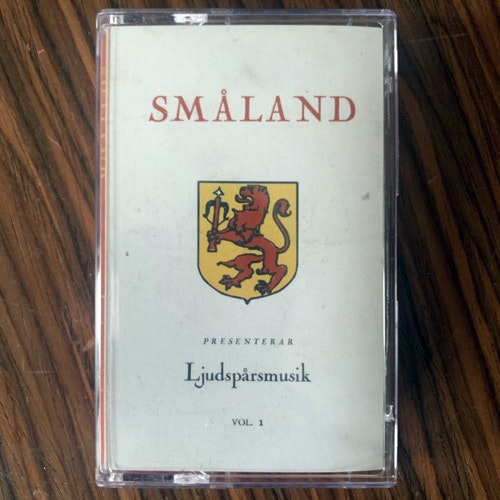 SMÅLAND Ljudspårsmusik Vol. 1 (Cloister - USA original) (NM) TAPE