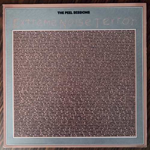 EXTREME NOISE TERROR The Peel Sessions (Strange Fruit - UK original) (VG+/VG) 12""