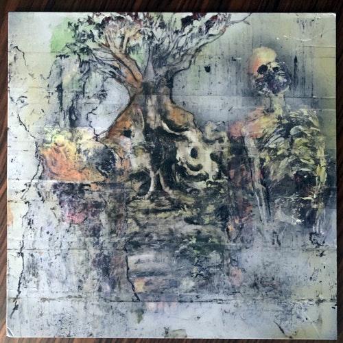 "WOLF EYES Undertow (Lower Floor - UK original) (EX) 12"" EP"