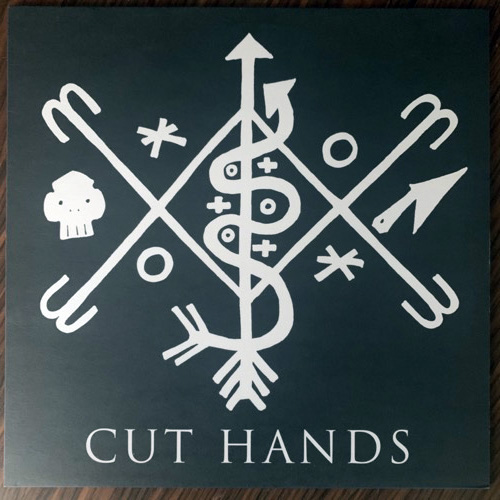 CUT HANDS Black Mamba (Blackest Ever Black - UK original) (EX) 12""