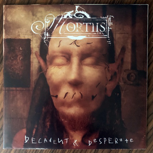 MORTIIS Decadent & Desperate (Earache - UK original) (EX) 7""